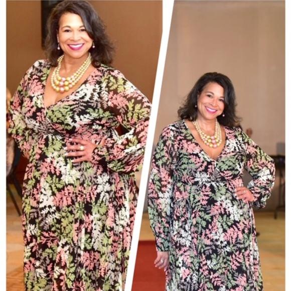 Elite Couture Boutique Dresses & Skirts - Kiwi Maxi Dress
